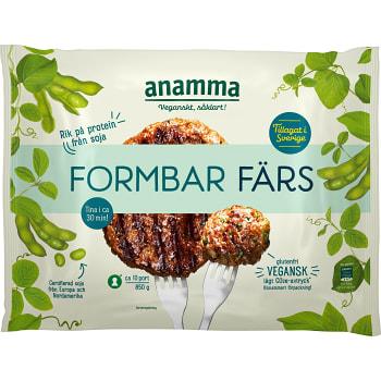Färs Formbar Vegansk Fryst 850g Anamma