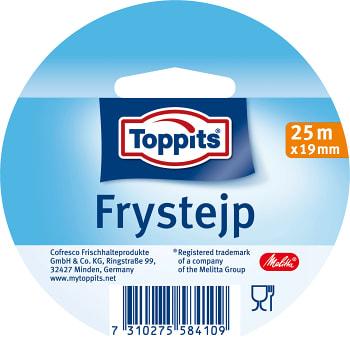 Frystejp 25m Toppits
