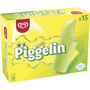 Glass Piggelin 15-pack GB Glace