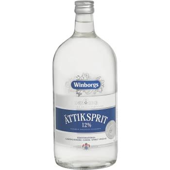 Ättiksprit 12% 100cl Winborgs