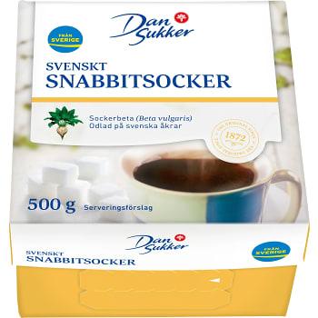 Snabbitsocker 500g Dansukker
