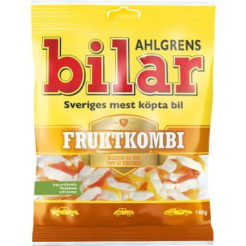 Bilar Fruktkombi 140g Ahlgrens Bilar