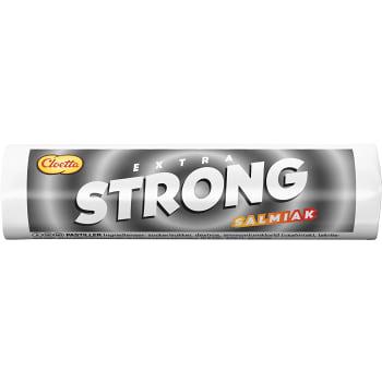 Extra strong Salmiak 25g Cloetta