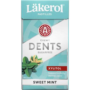 Halstabletter Denta fresh Sweetmint 36g Läkerol