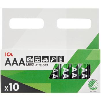 Aaaa Batteri Ica