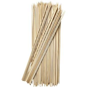 Grillspett Bambu 100-p ICA Basic