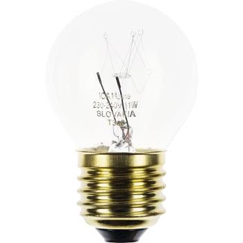 Klotlampa klar 11W E27 50lm 1-p ICA Home