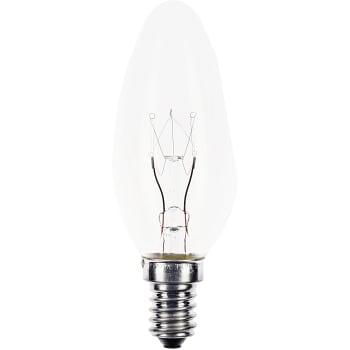 Kronlampa Klar 11W E14 50lm 1-p ICA Home