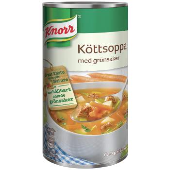 Köttsoppa med grönsaker 550g Knorr