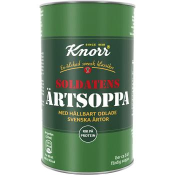 Soldatens ärtsoppa med Fläsk 570g Knorr