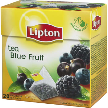 Blue fruit Pyramidte 20-p Lipton