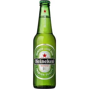 Öl Lager 3,5% 33cl Heineken