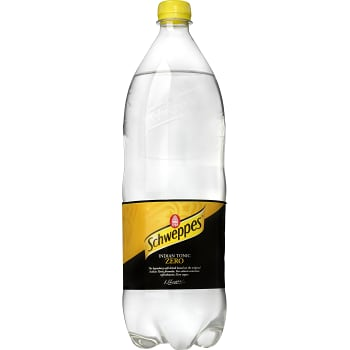 Indian tonic Zero 1,5l Schweppes