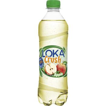 Vatten kolsyrat Crush Äpple 500ml Loka Crush