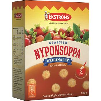 Nyponsoppa klassisk 730g Ekströms