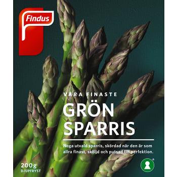ångkoka fryst broccoli