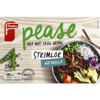 Pease Strimlor Vegansk Fryst 280g Findus