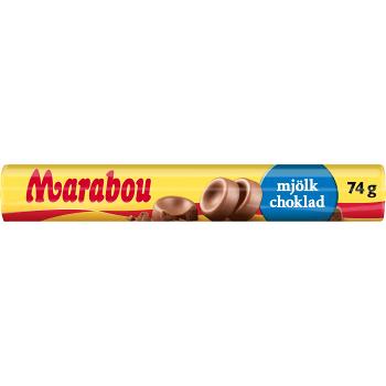 Mjölkchoklad 74g Marabou