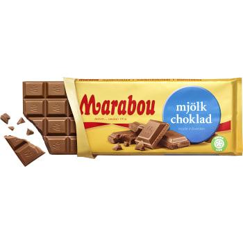 Mjölkchoklad 200g Marabou