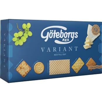 Variant Smörgåskex 215g Göteborgs
