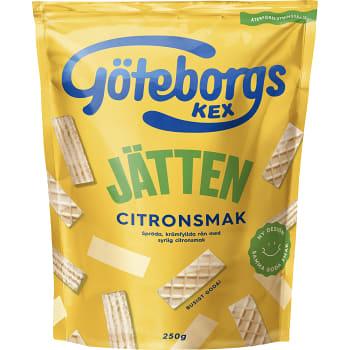 Jätten Citron 250g Göteborgs