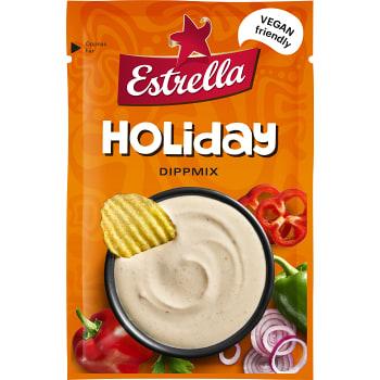 Holiday Dipmix 26g Estrella