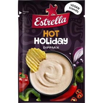 Hot holiday Dipmix 24g Estrella