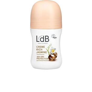 Deodorant Creme rich Jasmine & Shea 48h 60ml LdB