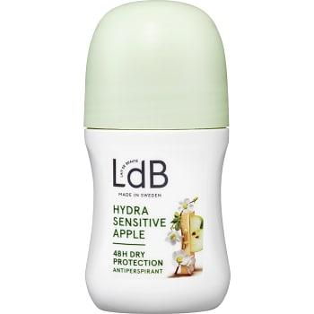 Deodorant Hydra sensitive Aloe Vera & Äpple 48h 60ml LdB