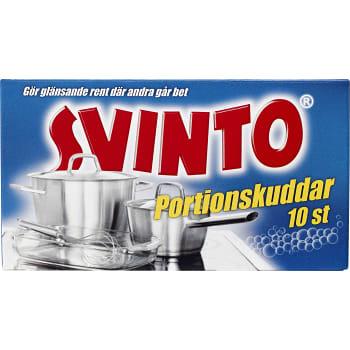 Tvålull Potionskuddar 10-p Miljömärkt Svinto