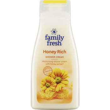 Honey rich Duschtvål 500ml Family Fresh