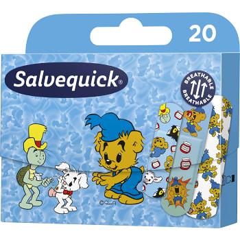Bamse Plåster 20-p Salvequick