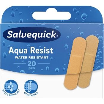Vattenresistenta Medium Plåster 20-p Salvequick