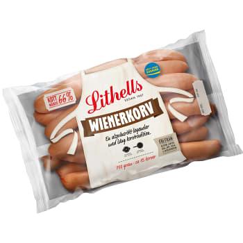 Wienerkorv 750g Lithells