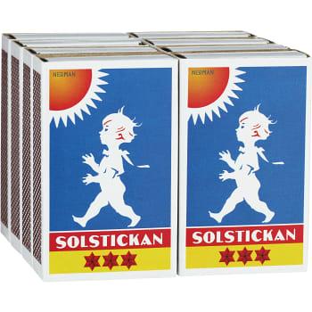 Tändstickor 8-p Solstickan