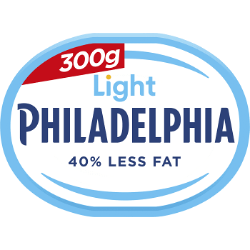 Light Naturell 12% 300g Philadelphia