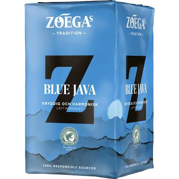 Blue Java Bryggkaffe 450 g Zoegas