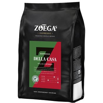 Espresso Della casa Hela bönor 450g Zoegas