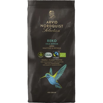 Reko Hela bönor 450g KRAV Arvid Nordquist Selection