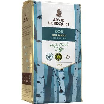 Mellanrost Kokkaffe 500g Arvid Nordquist Classic