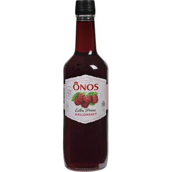 Hallonsaft 58cl Önos