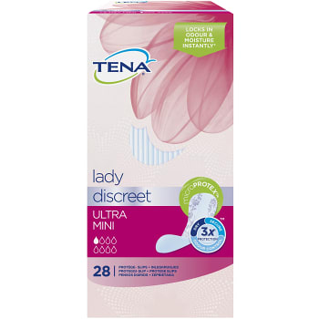 Inkontinensskydd Lady Ultra mini 28-p Tena Lady