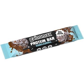 Proteinbar Chokladboll 60g Gainomax