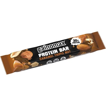 Proteinbar Caramel 60g Gainomax