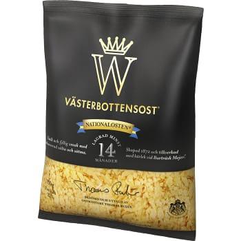 Ost Västerbotten Riven 32% 150g Västerbottenost