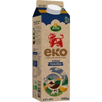Filmjölk 3% 1000g KRAV Arla Ko