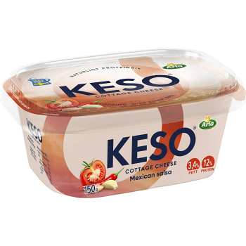 Mellanmål Mexican Salsa 105g Keso