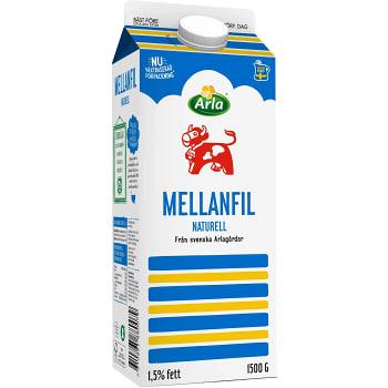 Mellanfil 1,5% 1500g Arla Ko