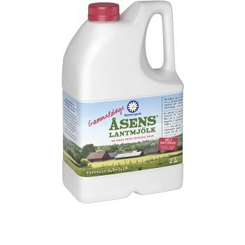Lantmjölk Gammaldags 2,9-3,1% 2l Åsens