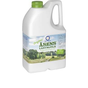 Åsens lantmjölk 1,8% 2l Skånemejerier